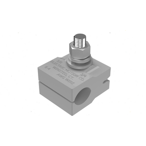 """3/4"""" Ground Rod Clamp Stainless Steel"""