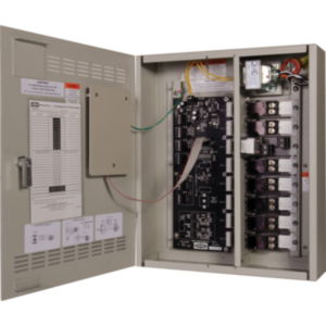 CX Lighting Control Panels 4 and 8 Relays