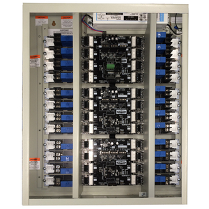 CX Lighting Control Panels 4, 8, 16 and 24 Relays