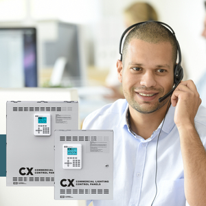 CX Single Panel Phone Startup