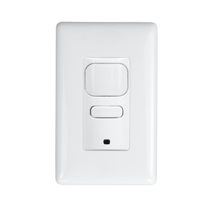 LightHAWK® Passive Infrared Wall Switch Sensor