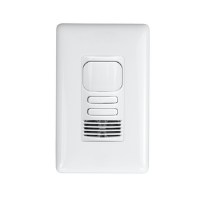 LightHAWK® Dual Technology Wall Switch Sensor