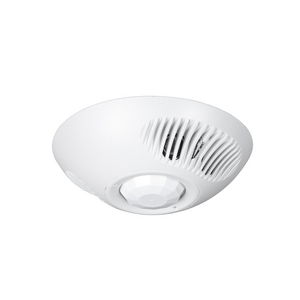 OMNI® Line Voltage Ultrasonic and PIR Ceiling Sensor