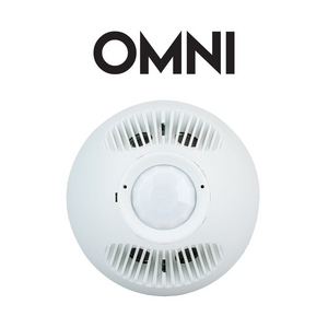 OMNI Ceiling Mount Vacancy/Occupancy Sensor Product Line