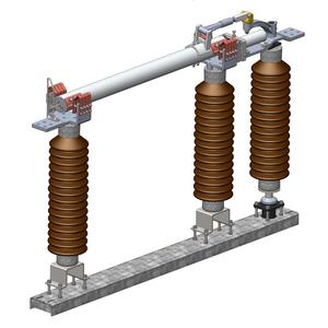 Vertical Break Disconnect Switch (GTMS-AV)
