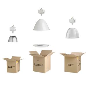 Unit Pack/Packaging/Flush Mount