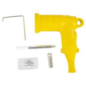 15kV Class Grounding Elbow 1/0 lug