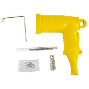 15kV Class Grounding Elbow  2/0 lug