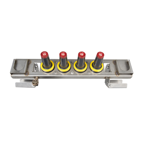 4-Position Junction W/ Bracket, 15kV
