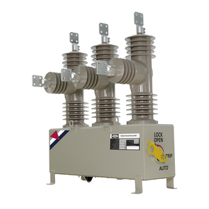 LIBERTY™ HB Series Pole-Mounted Three Phase Ganged Recloser