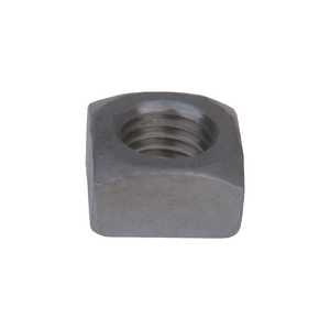 REGULAR SQUARE NUT FOR 1/2in THREAD BOLTS, with TDG CORROSION PROTECTION
