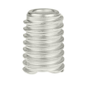 THIMBLE ADAPTER, CONVERTS 1in INSULATOR THREAD to 1-3/8in