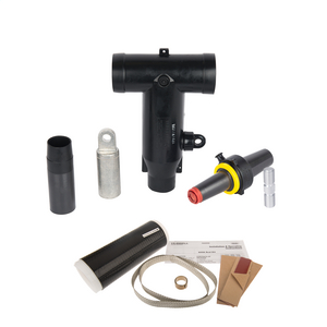 15 kV Elbow Tap Plug Kit with Test Point and Shield Adapter Kit