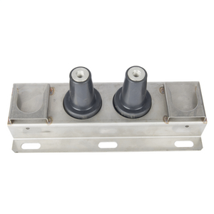 25/28 kV 600 Amp 2-pt Junction Bracket.