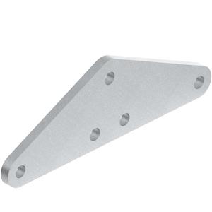 Yoke Plate, Triangular