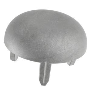 End Cap, Aluminum