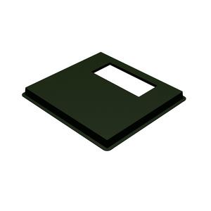 Flat Pad, Fiberglass