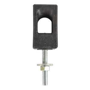 WIREHOLDER, MACHINE SCREW w/NUT