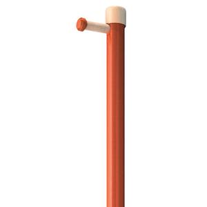 """Disconnect Stick, 1-1/4""""X6', Non-Metalic Head"""