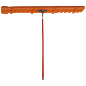 5' Conductor Cover with 4' Epoxiglas Handle