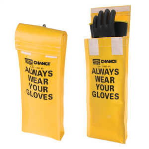 "Glove Bag, 18"" L X 8"" Top"