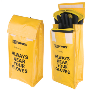 "Combination Glove and Sleeve Bag, 18"" L X 8"" Top"