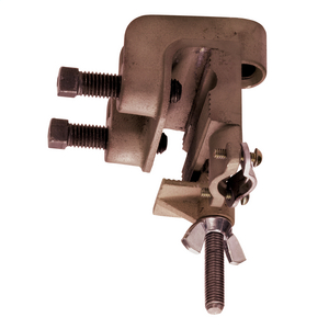 Flat-Face Ground Clamp, 5H