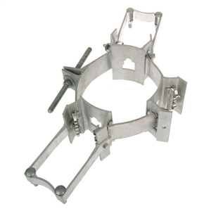 EQUIPMENT MOUNT, SINGLE BAND, 2 POSITION