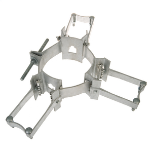 EQUIPMENT MOUNT, SINGLE BAND, 3 POSITION