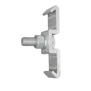 ALL PURPOSE MOUNTING BRACKET, ALUMINUM