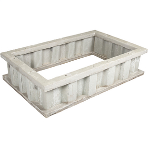 """ENCLOSURE EXTENSION ONLY, 12"""" Deep, 36""""x60"""", FRP"""