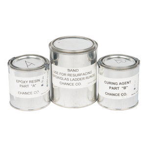 """H.M."" Epoxy Sand Kit"