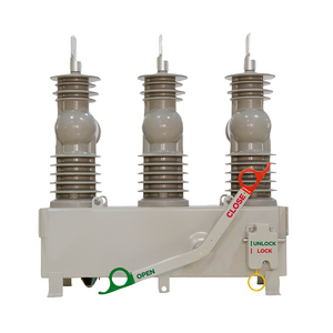 Three Phased Ganged Load Break Switch