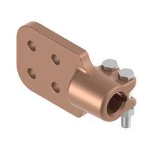 Stud Connector, Bronze