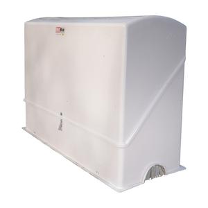 Heated, Insulated Enclosure, Flip Top, Hot Box, Fiberglass