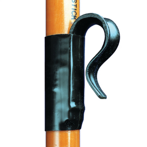 "Tool Hanger, Polyethylene Hanger for 1-1/4"" Pole"