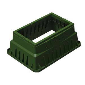 "Box Extension Only, 2"" PE30, HDPE"