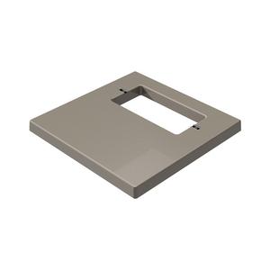 Flat Pad, Electric Equipment, Polymer Concrete