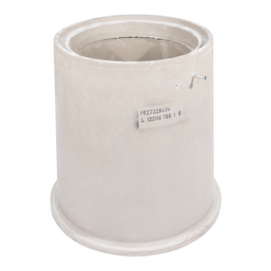 Enclosure, Box, Round, Polymer Concrete