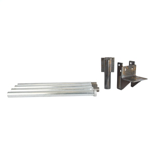 3500 Underfooter Bracket with Vertical Leg Kit