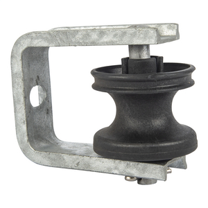 CLEVIS, INSULATOR with POLYMER SPOOL