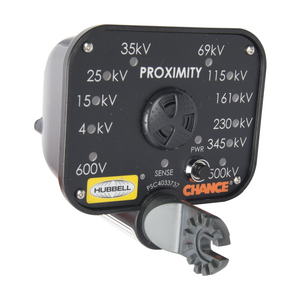 600V - 500kV Proximity Voltage Indicator (PVI) Tester, Hard Case