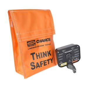 600V - 500kV Proximity Voltage Indicator (PVI) Tester, Soft Case
