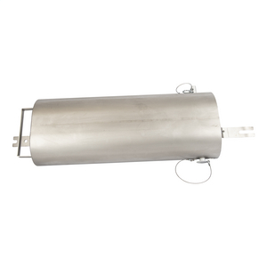 570 Closure Bullet Resistant Canister