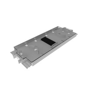 Plastic Splice Tray 24 Fiber Standard Size Tall
