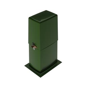 Secondary Pedestal, High Back, Fiberglass