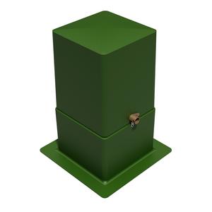 Secondary Pedestal, Fiberglass