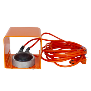 Capstan Hoist Electric Foot Control with Guard, for 115V or 230V AC Units