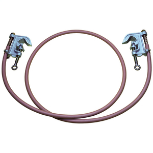 Jumper Set for Hotstick Applications - 15kV, 12' #2 Cable