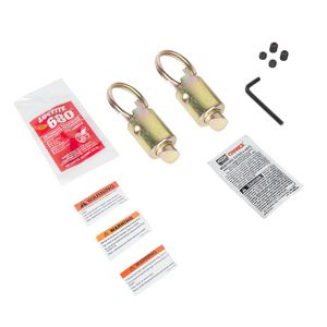 Anchor, Tool, Locking Dog Repair Kit, 10,000 ft-lbs rated